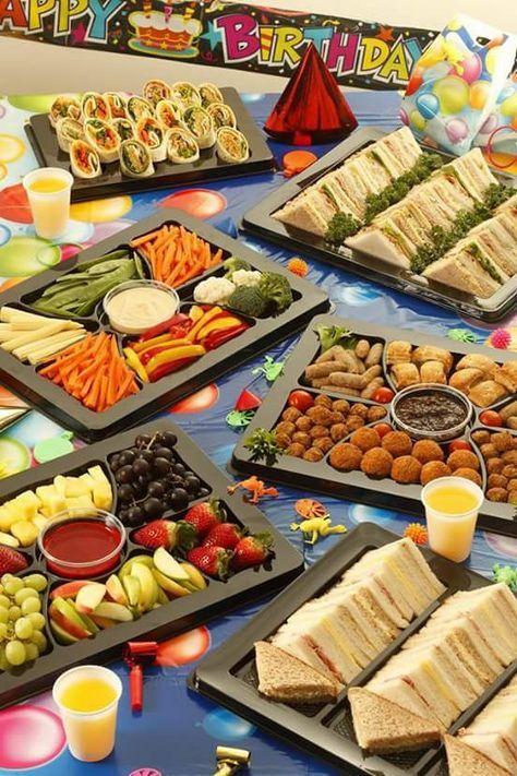 Presentación de la comida